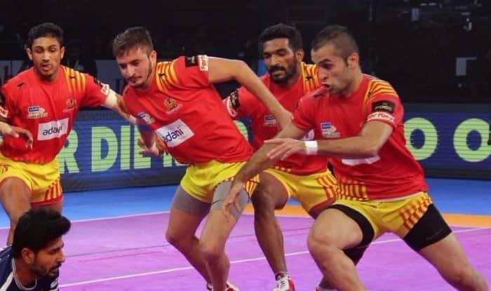 Pro Kabaddi League: Haryana Steelers v/s Gujarat Fortunegiants