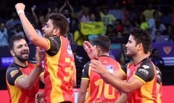 Gujarat Fortunegiants vs Haryana Steelers Pro Kabaddi League 2017 Live Streaming