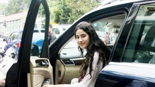 We Are Totally Loving Jhanvi Kapoor's Easy Breezy Look After Her Yoga Session - View Pics