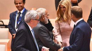 इवांका बोलीं, मैं भारत की प्रशंसक... आतंक के खिलाफ युद्ध में हम एक साथ