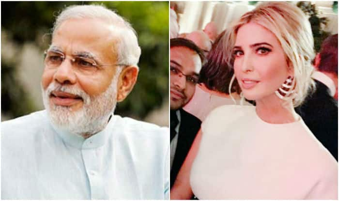 'Honored to meet' PM Modi, tweets Donald Trump's daughter Ivanka