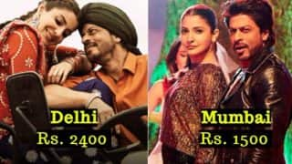 Jab Harry Met Sejal Advance Booking Tickets Priced at Rs 2400: Box Office Collection of Shah Rukh Khan's Film Looks Super Bright