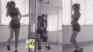 Jacqueline Fernandez Shows Off Her Dance Skills in New Flirtatious Video