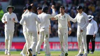 James Anderson Joins 500 Club as England Press For Series Win Against Windies