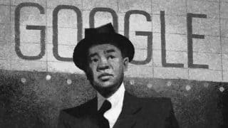 Google Commemorates James Wong Howe's 118th Birthday With An Artistic Doodle