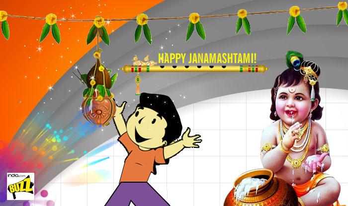 Janmashtami 2017 Wishes Best Happy Krishna Janmashtami