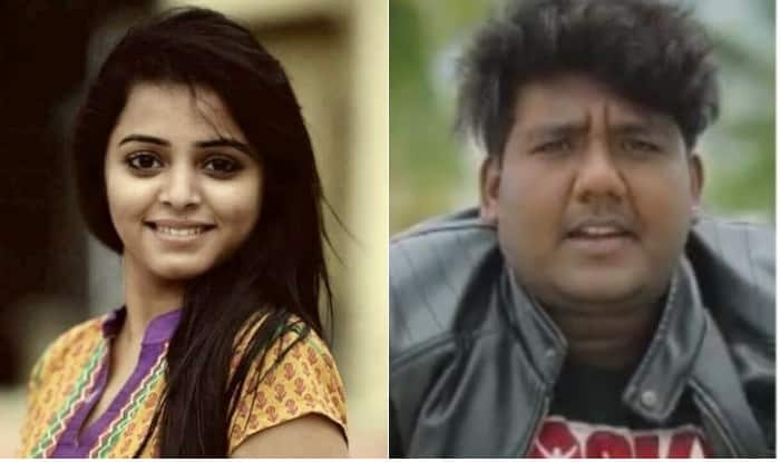 Kannada actors Rachana and Jeevan died in vehicle accident