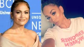 Jennifer Lopez Has A Bodybuilder Doppelganger And The Internet Can't Believe The Striking Similarities
