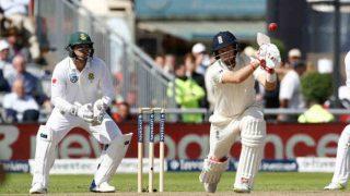 मैनेचेस्टर टेस्टः जो रूट के 5 हजार रन पूरे, पहले दिन इंग्लैंड के खिलाफ दक्षिण अफ्रीकी गेंदबाजों का दबदबा
