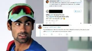 Mohammad Kaif Tweets Supporting Supreme Court Verdict on Triple Talaq; Gets Trolled