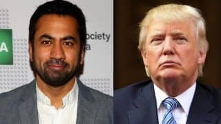 Kal Penn Asks If US President Donald Trump's Twitter Could Be Suspended For Threatening North Korea