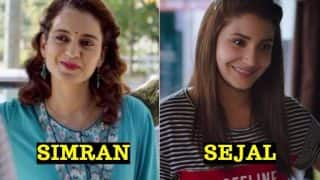 Kangana Ranaut in Simran, Anushka Sharma in Jab Harry Met Sejal & Other Actresses Who Played Gujarati Babes in Bollywood Movies