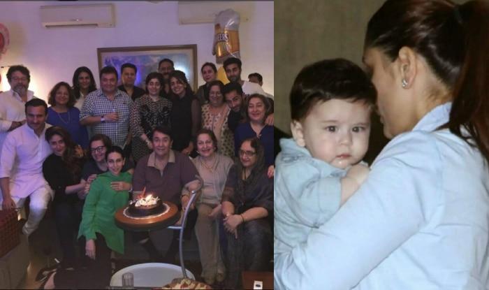 Kareena Kapoor holidaying with son, husband in Switzerland