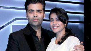 Kajol And Karan Johar Are Friends Again, Here's Proof!