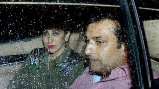 Karisma Kapoor Spotted With Sandeep Toshniwal At Saif Ali Khan's Birthday Bash! See Pics