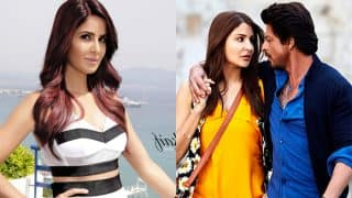 Katrina Kaif Watched Shah Rukh Khan's Jab Harry Met Sejal And We are Dying To See Her Priceless Reaction