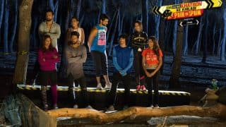 Khatron Ke Khiladi 8 26 August 2017 Review: Rithvik Dhanjani And Ravi Dubey Competes Strongly In The Tear Gas Stunt