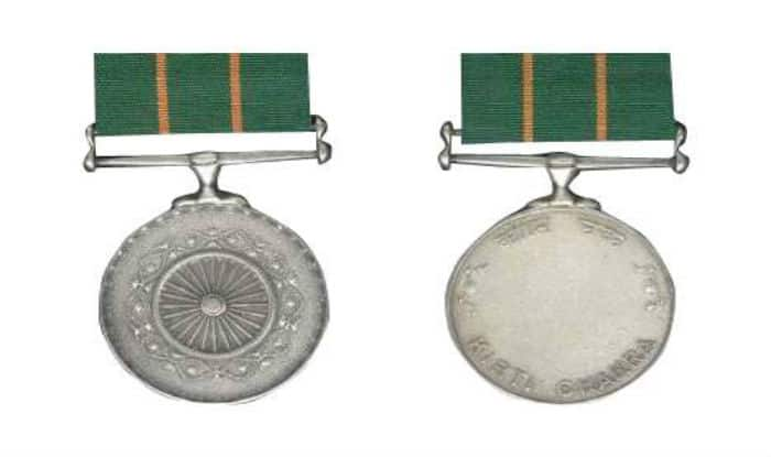 Gallantry Awards to be given on Independence Day