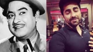 Ayushmann Khurrana Pays Tribute To Kishore Kumar On His 88th Birth Anniversary In The Sweetest Way Possible- Watch Video