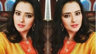 Kasam Tere Pyaar Ki Actress Kratika Sengar's Style Files: 5 times Kratika Looked Beautiful in a Traditional Avatar