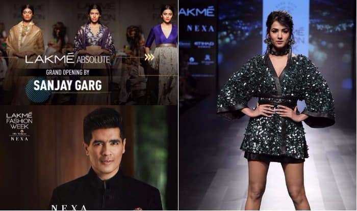 Lakme Fashion Week 2017 5 Best Designers To Look Out For At The Lfw Winter Festive This Year India Com