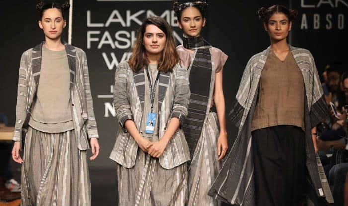 Top 7 Runway Designs From Lakme Fashion Week Winter Festive 2017 Day 1 That We Can T Stop Looking At India Com
