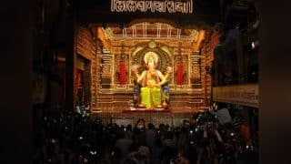 Lalbaugcha Raja Day 3 Live Darshan 2017: Watch Aarti, Mukh Darshan with Online Streaming from Mumbai's Famous Ganpati Pandal