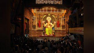 Lalbaugcha Raja Day 3 Live Darshan 2017: Watch Aarti, Mukh Darshan with Online Streaming from Mumbai's Famous Ganpati Pandal