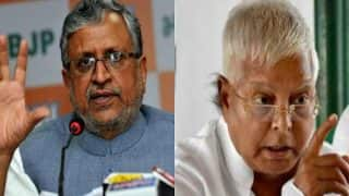Sushil Modi Will Expose Lalu Prasad Yadav's Corruption Links in Next Three Days