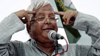 Lalu Prasad Takes a Dig at Nitish Kumar For Not Being Invited at Narendra Modi Cabinet Reshuffle