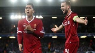 EPL 2017-18: Liverpool Thrash Arsenal 4-0 at Anfield