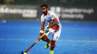 Indian Men's Hockey Team For Asia Cup 2017 Announced, Manpreet Singh to Lead