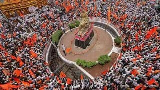 मराठा समूहों का आज महाराष्ट्र बंद, कई इलाकों में स्कूल-कॉलेज पर भी असर