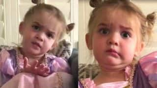 This 2-year-old Kid Just Attended Her First Day At Preschool And Her Epic Rant Is Going Viral (Watch Video)