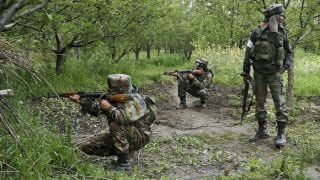 LeT Commander Ayub Lelhari Killed in Encounter Between Security Forces And Terrorists in Pulwama