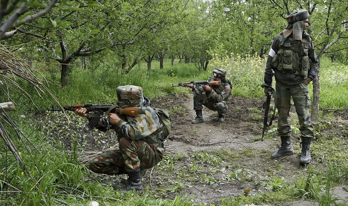 LeT commander killed in Kashmir gunfight