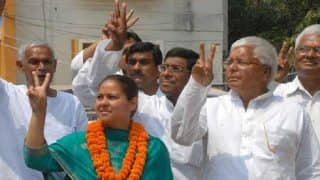 Trouble Mounts For Lalu Prasad Yadav, Misa Bharti And Shailesh Kumar as I-T Department Issues Final Attachment Order
