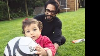 Shahid Kapoor Wishes he Wasn't a Bollywood Actor and the Reason is Daughter Misha Kapoor