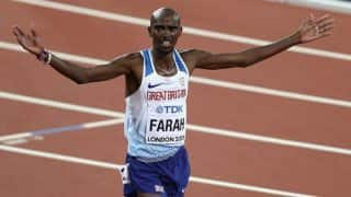 IAAF World Athletics Championship: Mo Farah Confident of 5000m Triumph Despite Stitches