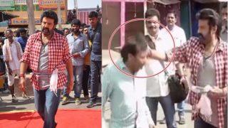Nandamuri Balakrishna Slaps Assistant on Film Set, Video Goes Viral