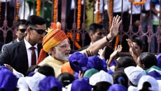Live: India Celebrates Independence Day, PM Modi Envisages Vision for 'New India'