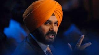 Navjot Singh Sidhu Hits Back at Sukhbir Singh Badal Over ISI Remark, Says SAD President's Thoughts Are Constipated