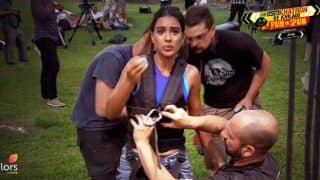 Khatron Ke Khiladi 8 6 August 2017 Review: Nia Sharma Gets Eliminated From Rohit Shetty's Show