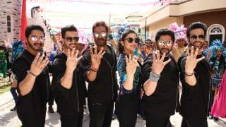 Golmaal Again Stills: Ajay Devgn, Parineeti Chopra, Arshad Warsi All Set To Take You On A Crazy Ride