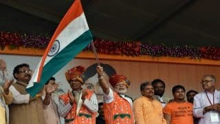 PM Narendra Modi Lauds 'Tiranga Yatras', Says Rallies Integrating People For 'New India'
