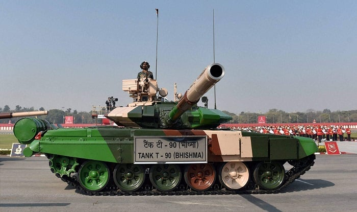 India Disqualified From International Army Games After Tank Breaks Down