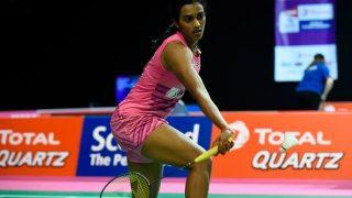 World Badminton Championships 2017: PV Sindhu reaches into pre-quarterfinals, Sai Praneeth, Ajay Jayaram advances in next round । वर्ल्ड बैडमिंटन चैंपियनशिपः पीवी सिंधु प्री क्वॉर्टर फाइनल में, प्रणीत, जयराम भी आगे बढ़े