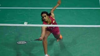 World Championship Final Loss Was Not On my Mind, Says PV Sindhu