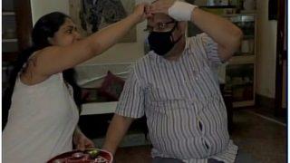 रक्षाबंधनः बहन ने भाई को तोहफे में दी नई जिंदगी