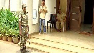 I-T Seizes Rs 5 Crore from Karnataka Minister Shivakumar's Residence